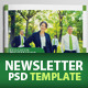 Business Newsletter - GraphicRiver Item for Sale