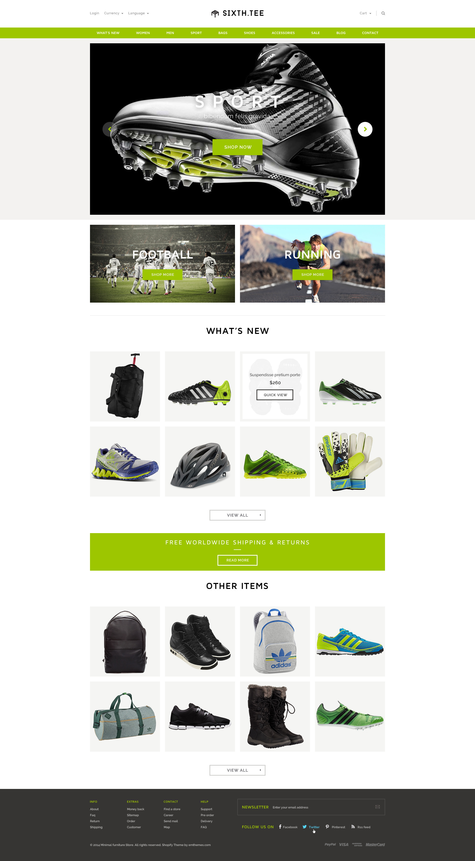 how to make shopify store live