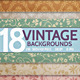 Vintage Backgrounds - GraphicRiver Item for Sale