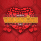Valentines Facebook Cover Templates - GraphicRiver Item for Sale
