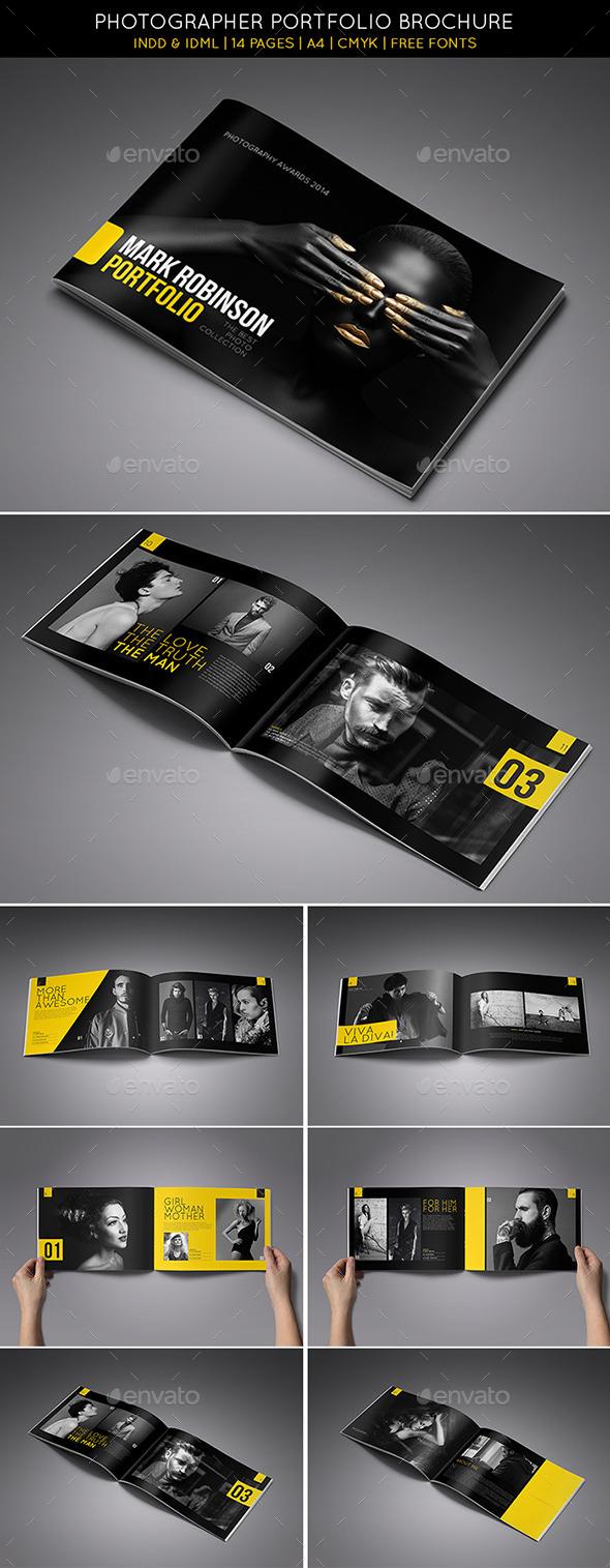 Portfolio Brochure Vol.3 - Portfolio Brochures