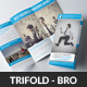 Corporate Business Agency Trifold Brochures - GraphicRiver Item for Sale