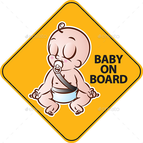 baby on board template - Selo.l-ink.co