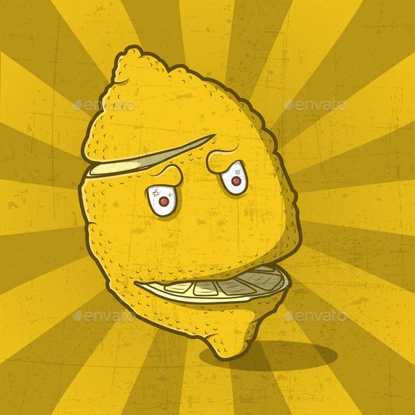 Lemon - Monsters Characters