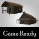 MMORPG Low Poly Buildings - 3DOcean Item for Sale