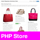 PHP Responsive Online Store with Paypal Cart - CodeCanyon Item for Sale