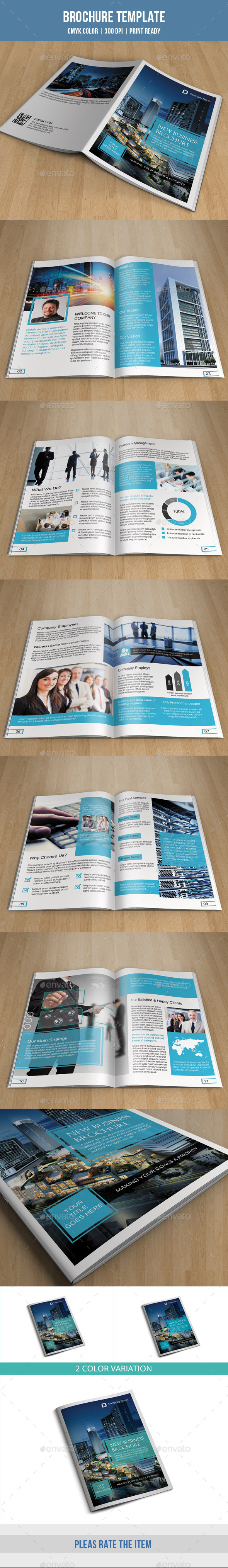 Corporate Bifold Brochure-V181 - Corporate Brochures