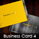 "Business Card ""4"" - GraphicRiver Item for Sale"