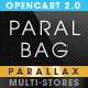 Opencart Fashion Bag Store - Parallax Nulled