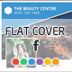 Flat Cover - Facebook Template - GraphicRiver Item for Sale