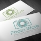 Photography Studio Logo - GraphicRiver Item for Sale