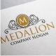 Medallion Logo Template - GraphicRiver Item for Sale