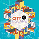Abstract Flyer/Poster Templates - City Escape - GraphicRiver Item for Sale