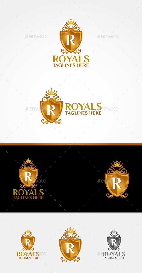 Royals - Objects Logo Templates