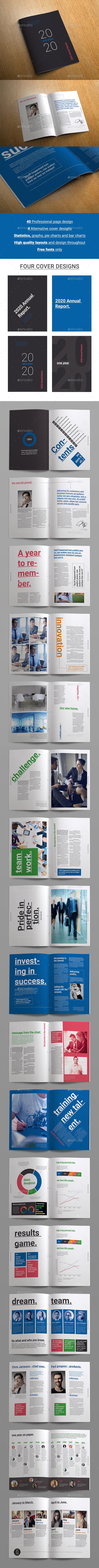 Roboto Annual Report - Informational Brochures