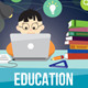 Education Infographic - Vector - GraphicRiver Item for Sale