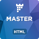 MASTER - Real Estate HTML Landing Page - ThemeForest Item for Sale