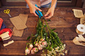 Trimming flowers - PhotoDune Item for Sale
