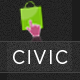 Civic - Responsive Multipurpose Prestashop Theme