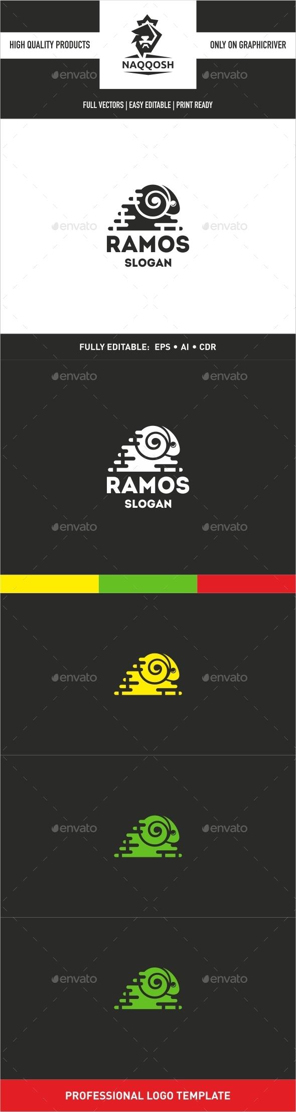 Ramos - Logo Templates