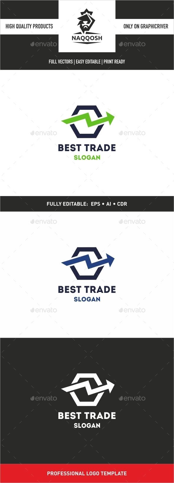 Best Trade - Logo Templates