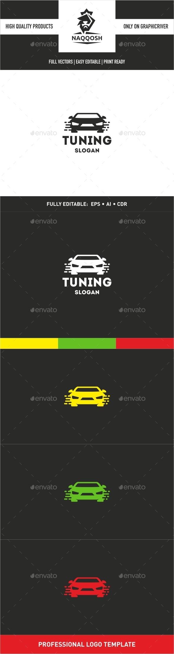 Tuning Logo - Logo Templates