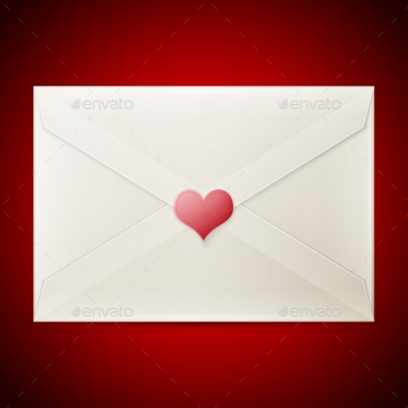 Valentine Love Letter - Valentines Seasons/Holidays