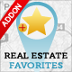 Real Estate Favorites / Bookmarks