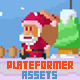 Santa Plateformer Gamekit Pack - GraphicRiver Item for Sale