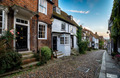 Picturesque Cobbled Street - PhotoDune Item for Sale
