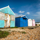 Beach Huts at Hastings - PhotoDune Item for Sale