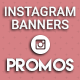 Instagram Promotion Banners - GraphicRiver Item for Sale