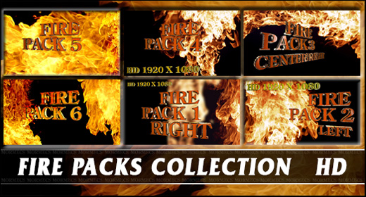 Fire Pack Collection