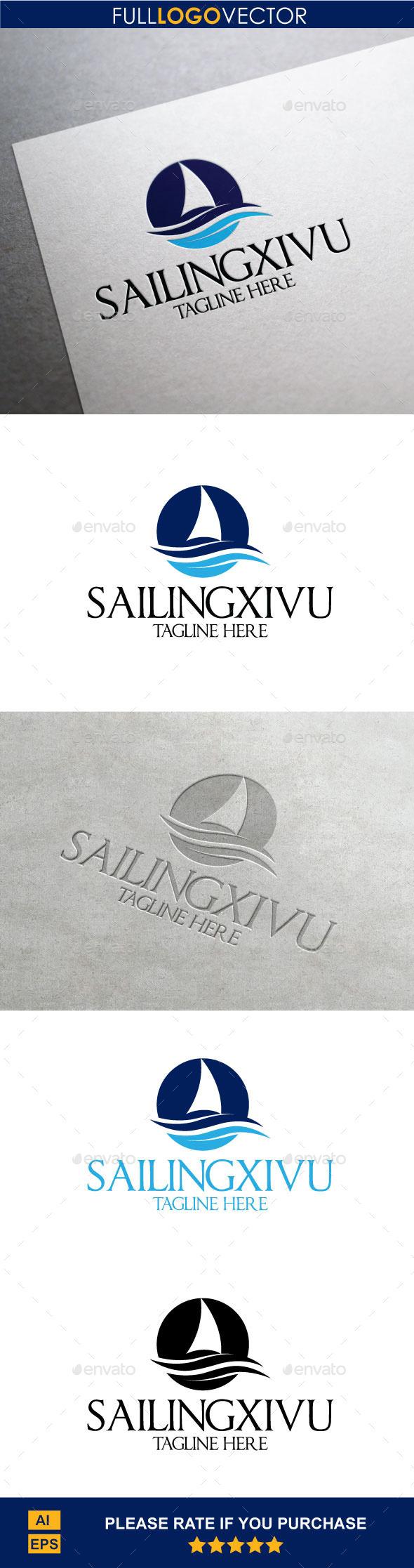 Sailingxivu - Symbols Logo Templates