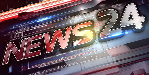 News 24 Broadcast Pack
