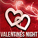 Valentine Facebook Cover - GraphicRiver Item for Sale