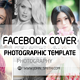 Photographic Facebook Cover Template - GraphicRiver Item for Sale