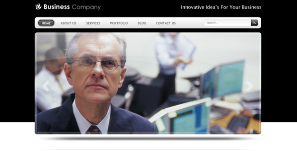 Smart Business Company HTML Template - Business Corporate