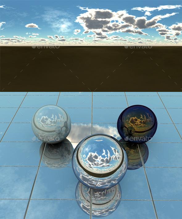 Desert 217 - 3DOcean Item for Sale
