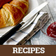 Recipe Newsletter - GraphicRiver Item for Sale
