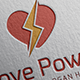 Love Power Logo - GraphicRiver Item for Sale