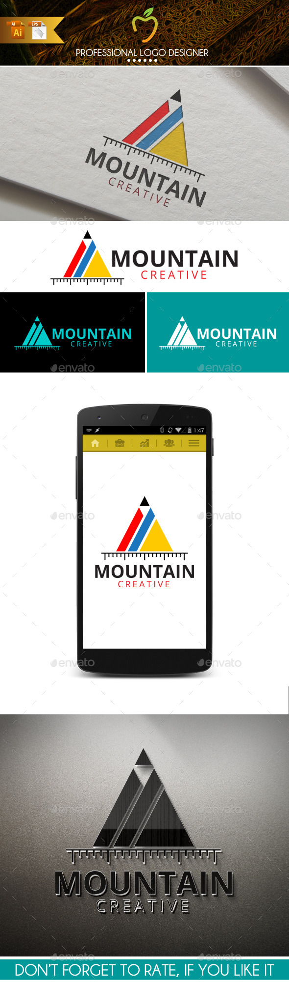 Mountain Creative Logo