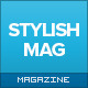 StylishMag - Elegant News & Magazine Theme - ThemeForest Item for Sale