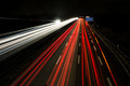 Light Trails on the Highway - PhotoDune Item for Sale