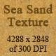 Sea Sand Texture   - GraphicRiver Item for Sale