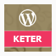Keter–WP Theme for Small Hotels, Guesthouses, Rooms for Rent and B&B - ThemeForest Item for Sale