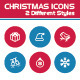 Christmas Icons Nulled