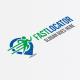 Fast Locator  Logo - GraphicRiver Item for Sale