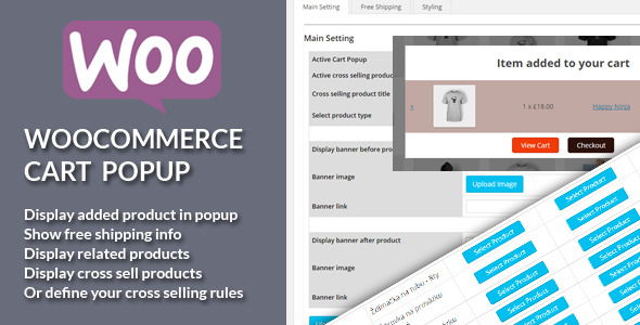 WooCommerce Add To Cart PopUp - CodeCanyon Item for Sale