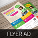 School Promotion Flyer Ad v2  - GraphicRiver Item for Sale